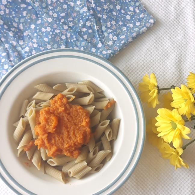 Salsa de zanahoria